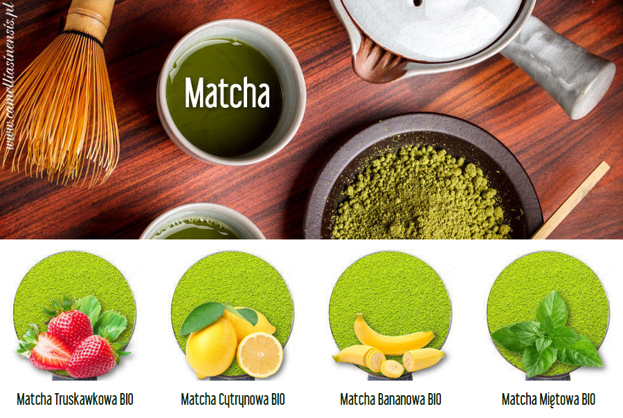 Smakowa Herbata Matcha