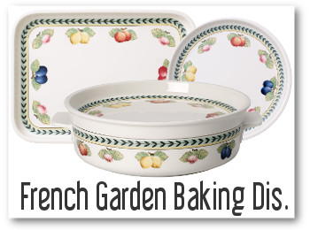 Kolekcja French Garden Baking Dishes z Villeroy Boch