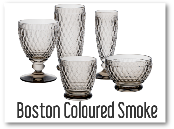 BOSTON COLOURED SMOKE KOLEKCJA SZKŁA OD VILLEROY BOCH