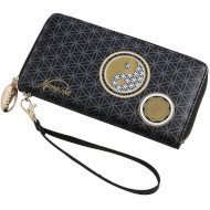 Yin Yang Black - Purse