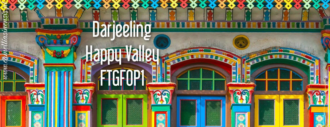 Darjeeling Happy Valley FTGFOP1 BIO